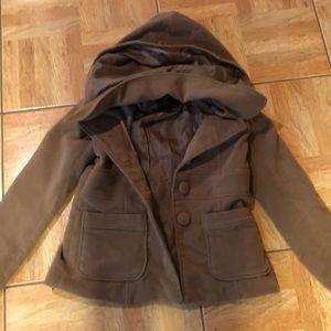 Jake Jackets & Coats - Brown Jacket by Jack